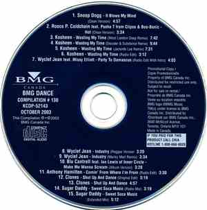 Various - BMG Dance Compilation # 130 mp3 flac