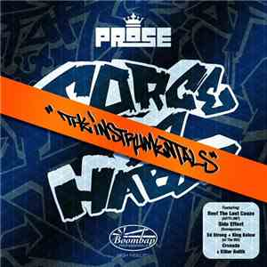 Prose - Force Of Habit Instrumentals mp3 flac