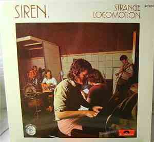 Siren  - Strange Locomotion mp3 flac