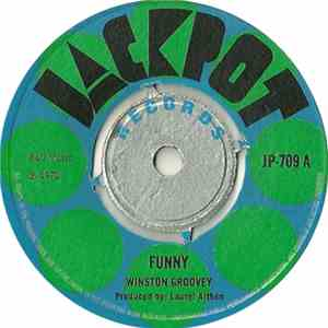 Winston Groovy / Symarons - Funny / Funny Vers. 2 mp3 flac