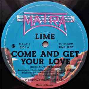 Lime  - Come And Get Your Love mp3 flac