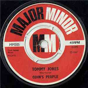 Odin's People - Tommy Jones mp3 flac