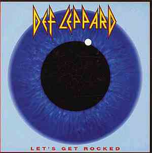Def Leppard - Let's Get Rocked mp3 flac
