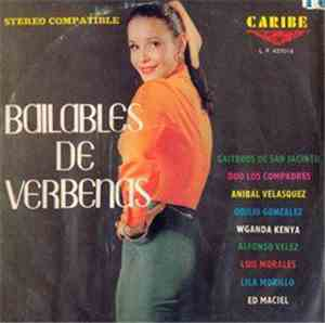 Various - Bailables De Verbenas mp3 flac