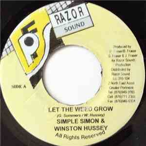 Simple Simon & Winston Hussey - Let The Weed Grow mp3 flac
