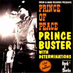 Prince Buster With Determinations - Drum & Bass Records Presents: Prince Of ... mp3 flac
