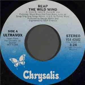 Ultravox - Reap The Wild Wind mp3 flac