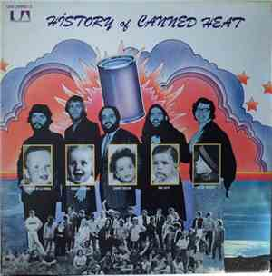 Canned Heat - History Of Canned Heat mp3 flac