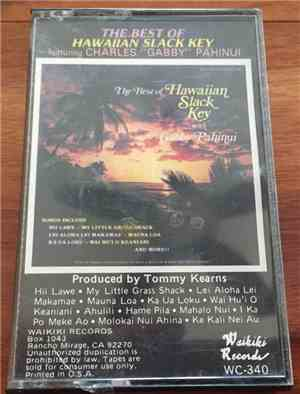 Gabby Pahinui - The Best Of Hawaiian Slack Key mp3 flac