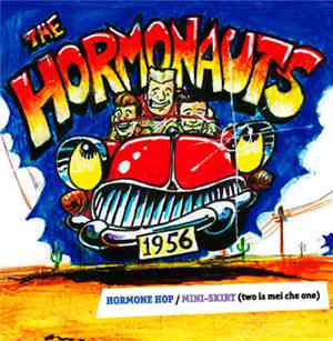 The Hormonauts - Hormone Hop / Mini Skirt (Two Is Mei Che One - Vol.1) mp3 flac