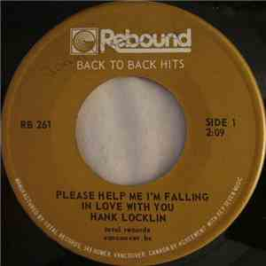 Hank Locklin - Please Help Me I'm Falling In Love With You mp3 flac