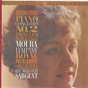 Rachmaninov, Moura Lympany, Royal Philharmonic Orchestra Conducted By Sir M ... mp3 flac