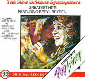 The New Orleans Syncopators - Greatest Hits Featuring Beryl Bryden