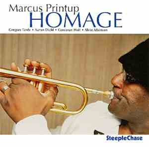 Marcus Printup - Homage mp3 flac