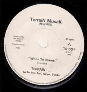 Terrain - Whos To Blame mp3 flac
