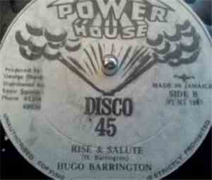 Johnny Osbourne / Hugo Barrington - Love Is A Hurting Thing / Rise & Salute mp3 flac