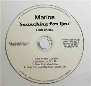 Marina - Searching For You - Club Mixes mp3 flac