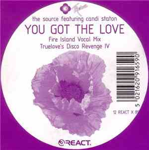 The Source - You Got The Love (The Remixes) mp3 flac