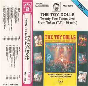 The Toy Dolls - Twenty Two Tunes Live From Tokyo mp3 flac