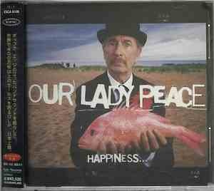 Our Lady Peace - Happiness... Is Not A Fish You Can Catch mp3 flac