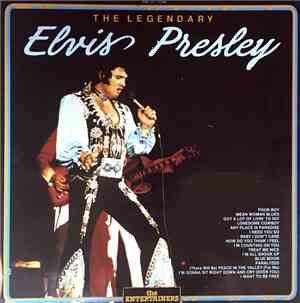 Elvis Presley - The Legendary Elvis Presley mp3 flac