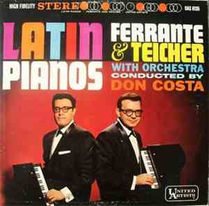 Ferrante & Teicher - Latin Pianos mp3 flac