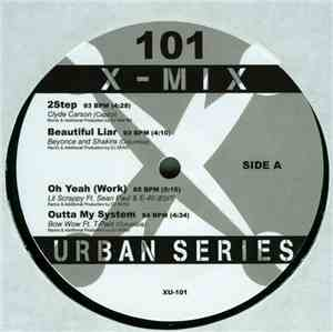 Various - X-Mix Urban Series 101 mp3 flac