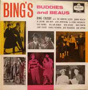 Bing Crosby With Guest Artists - Bing's Buddies And Beaus mp3 flac