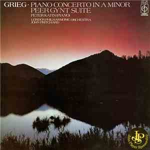 Grieg - Peter Katin, The London Philharmonic Orchestra, John Pritchard - Pi ... mp3 flac