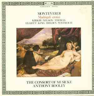 Monteverdi, The Consort of Musicke, Anthony Rooley - Madrigali Erotici mp3 flac