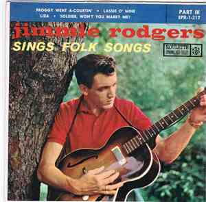 Jimmie Rodgers  - Jimmie Rodgers Sings Folk Songs (Part III) mp3 flac