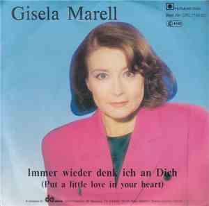 Gisela Marell - Immer Wieder Denk Ich An Dich (Put A Little Love In Your He ... mp3 flac