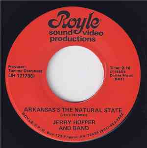 Jerry Hopper - Arkansas's The Natural State mp3 flac