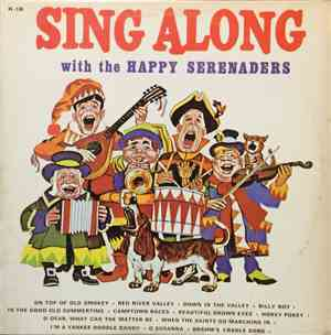 The Happy Serenaders - Sing Along With The Happy Serenaders mp3 flac