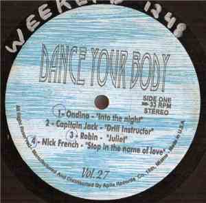 Various - Dance Your Body Vol.27 mp3 flac