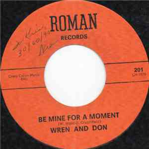 Wren And Don - Be Mine For A Moment mp3 flac