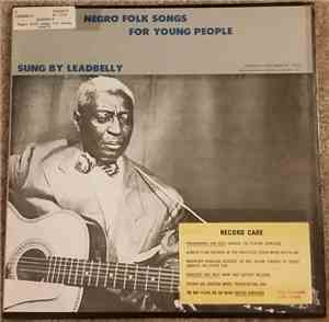 Leadbelly - Negro Folk Songs For Young People