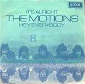 The Motions - It's Alright / Hey Everybody mp3 flac