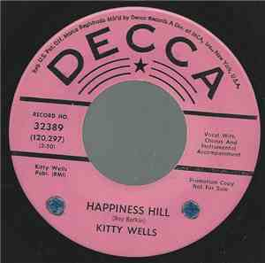 Kitty Wells - Happiness Hill / You're No Angel Yourself mp3 flac