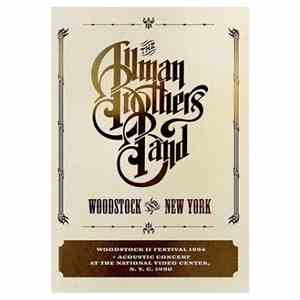 The Allman Brothers Band - Woodstock And New York mp3 flac