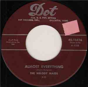 The Melody Maids - Almost Everything mp3 flac