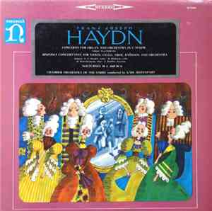 Franz Joseph Haydn, Chamber Orchestra Of The Sarre Conducted By Karl Risten ... mp3 flac