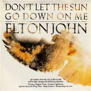 Elton John - Don't Let The Sun Go Down On Me mp3 flac