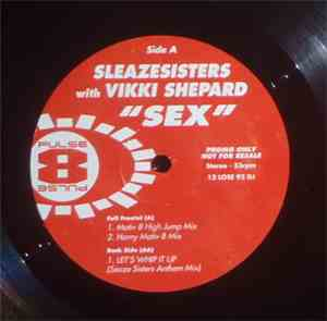 Sleazesisters With Vikki Shepard - Sex mp3 flac