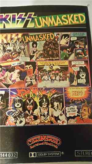 Kiss - Unmasked mp3 flac