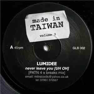 Lumidee - Never Leave You (Uh Oh) mp3 flac