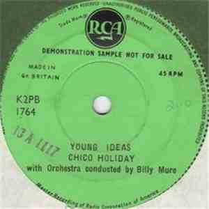Chico Holiday - Young Ideas mp3 flac