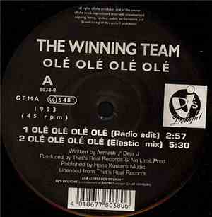 The Winning Team - Olé Olé Olé Olé mp3 flac