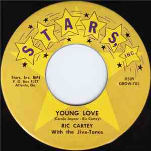 Ric Cartey With The Jiva-Tones - Young Love / Oooh-Eeee mp3 flac