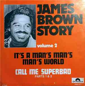 James Brown - James Brown Story Volume 2 - It's A Man's Man's Man's World - ... mp3 flac